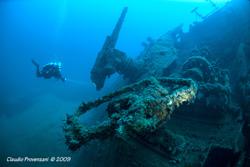 Isonzo Wreck